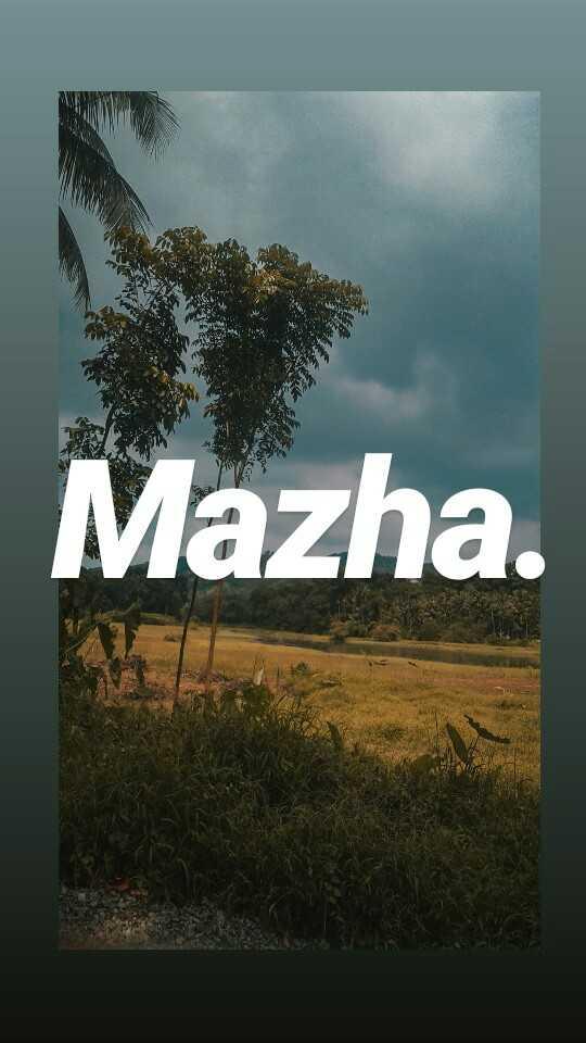 mazha - Mazha . - ShareChat