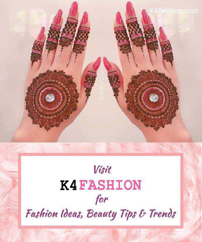 mehandhi disaings - K4Fashion . com Kozyra Visit K4FASHION for Fashion Ideas , Beauty Tip : & Trends - ShareChat