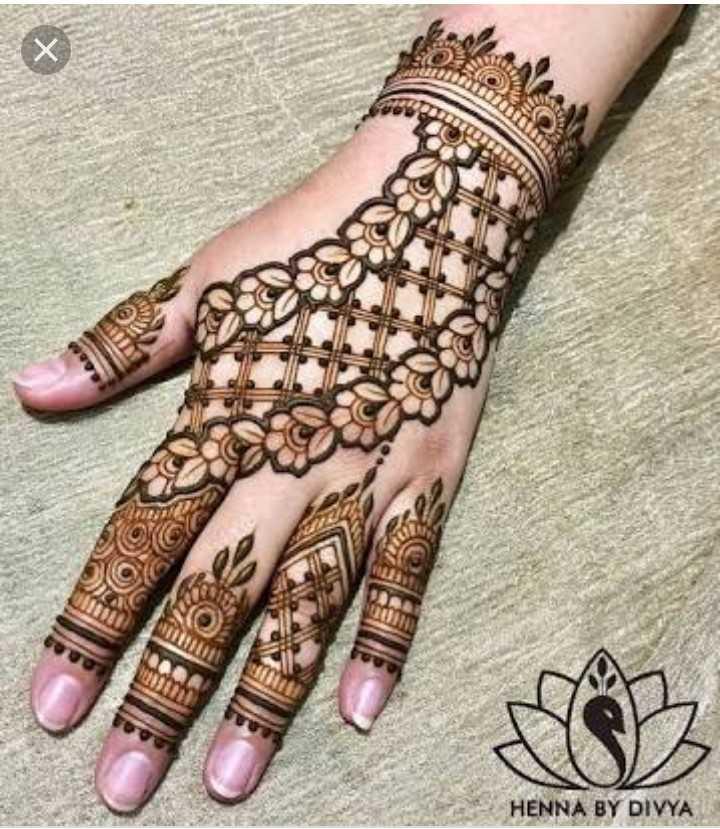 mehandi - HENNA BY DIVYA - ShareChat