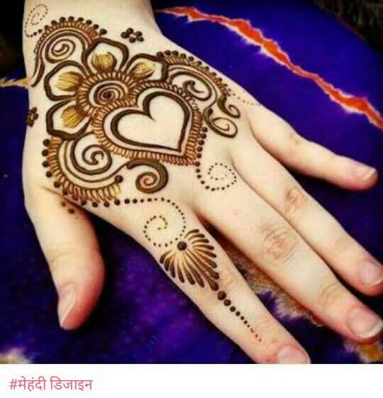 mehndi  dijain - | # मेहंदी डिजाइन - ShareChat