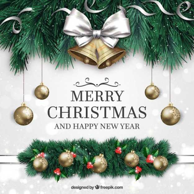 merry christmas 🌲🍬🍫🎁🎄🎄 - cs : 2 . MERRY CHRISTMAS AND HAPPY NEW YEAR designed by freepik . com - ShareChat