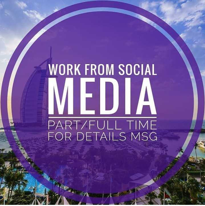m m - WORK FROM SOCIAL MEDIA PART / FULL TIME FOR DETAILS MSG - ShareChat
