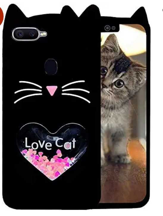 mobile cover 😍😍 - Love Cat - ShareChat