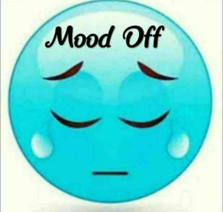 😟😟 mood  off 😔😔 - Mood Off - ShareChat