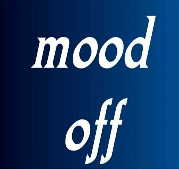 mood oof - mood off - ShareChat
