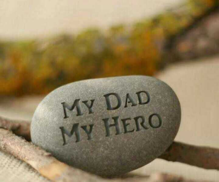 mother father loves - MY DAD MY HERO - ShareChat