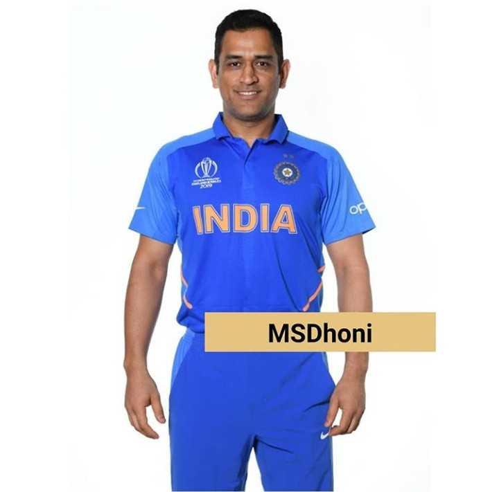 ms dhoni - INDIA MSDhoni - ShareChat