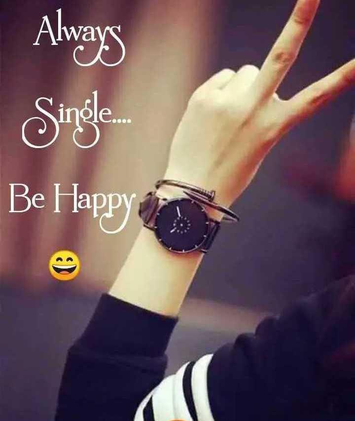 murattu singles - Always Single Be Happy - ShareChat