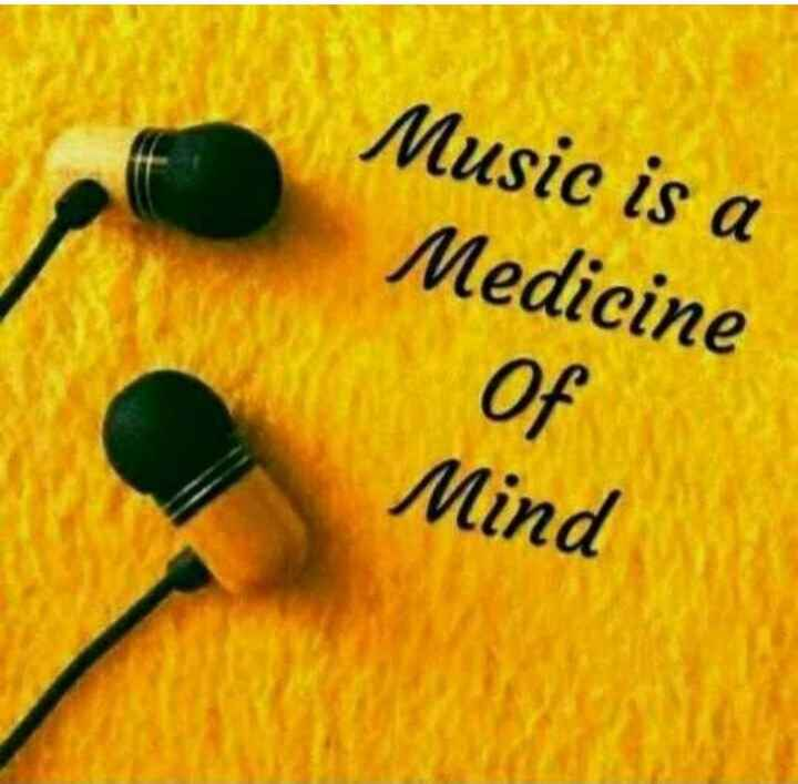 music - Music is a Medicine Of Mind - ShareChat