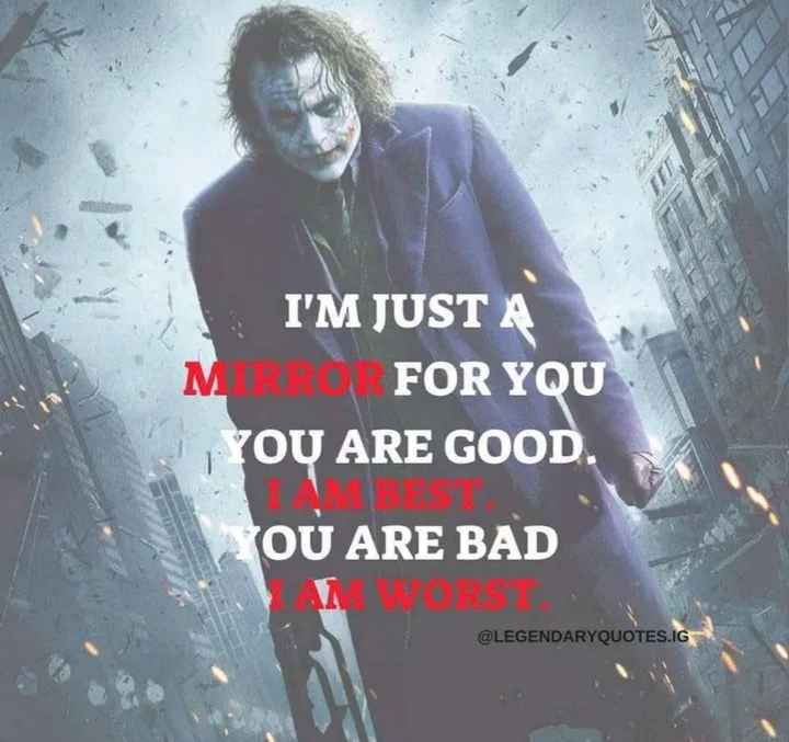 my attitude.. - I ' M JUST A M FOR YOU YOU ARE GOOD . OU ARE BAD @ LEGENDARY QUOTES . IG - ShareChat
