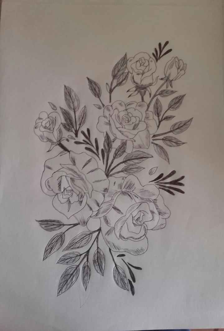 my drawings - ShareChat