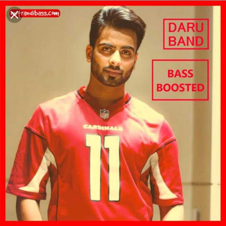 my favourite singer mankirt aulakh - trandibass . com DARU BAND BASS BOOSTED ARDINAL - ShareChat