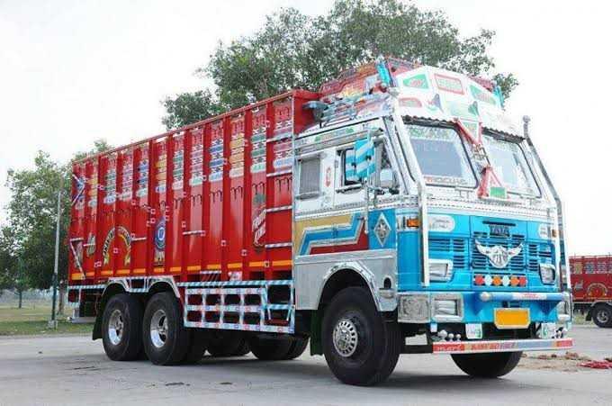 my love u truck pic - ww BEDRE - ShareChat