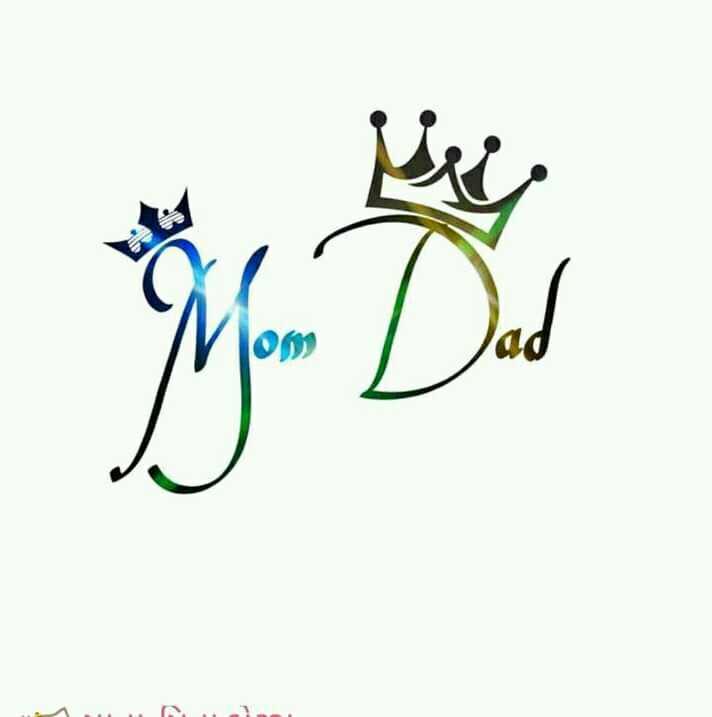 my mom & dad 💖 - ShareChat