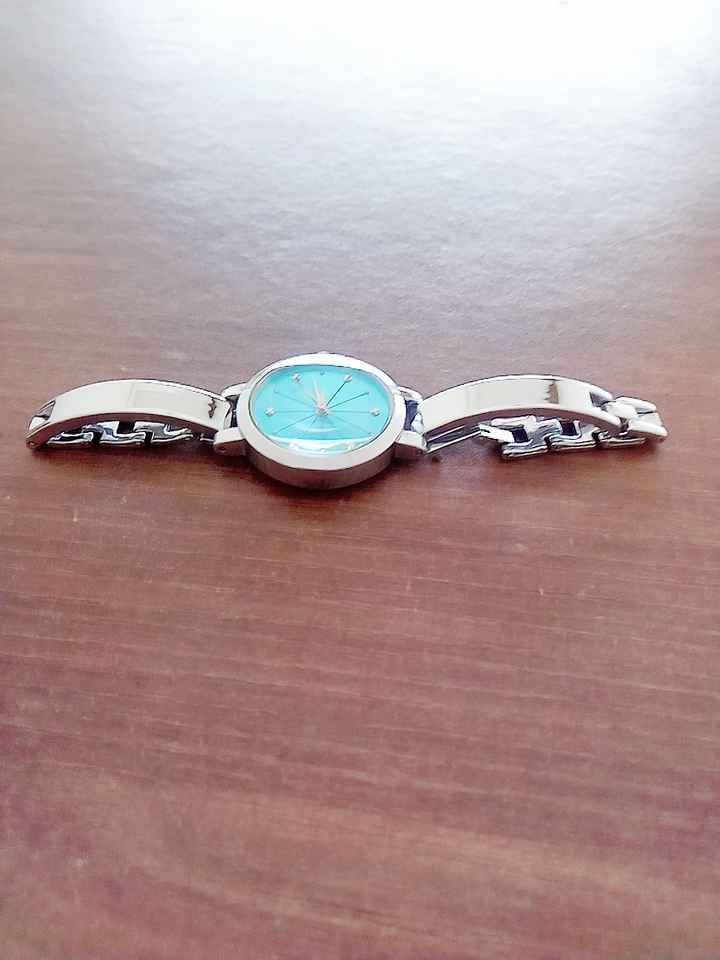 my new watch ⌚ - 与上 - ShareChat