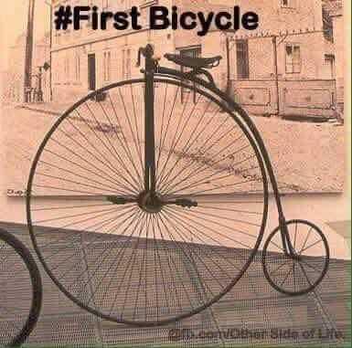 my photo - # First Bicycle NOURISHDOT - ShareChat