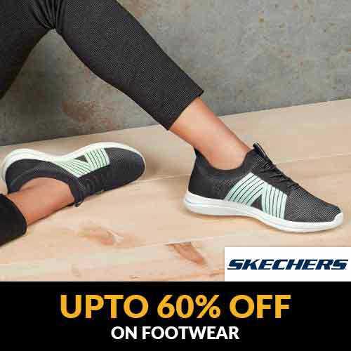 my shop - SKECHERS UPTO 60 % OFF ON FOOTWEAR - ShareChat