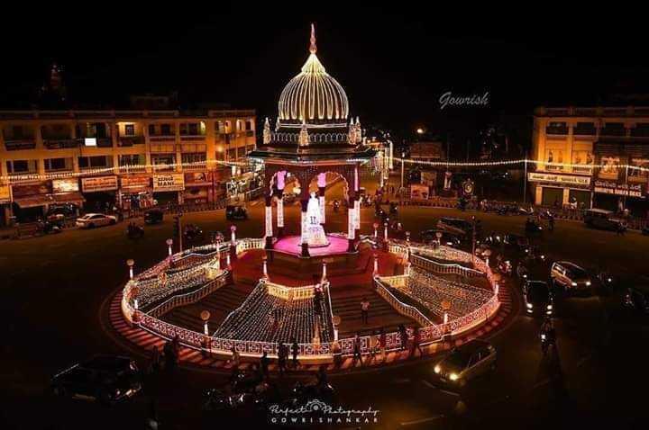 mysore palace - ShareChat