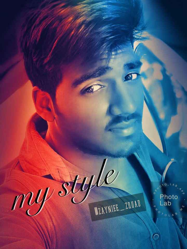 my style - IB _ APP TO _ LAR OPHOI Photo Lab muy style PHOT IZAYNIEE . _ . ZQUAD . ME TOLAB - ShareChat