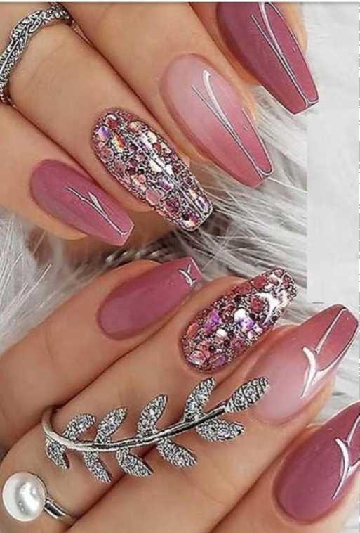 nail art 💅 - ShareChat