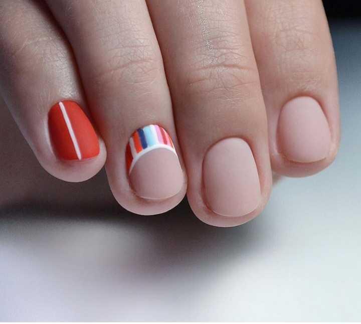nail art - NANAILARTS - ShareChat