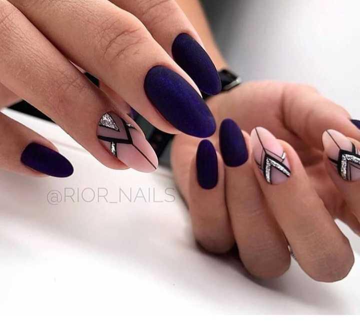 nail art - @ RIOR _ NAILS - ShareChat