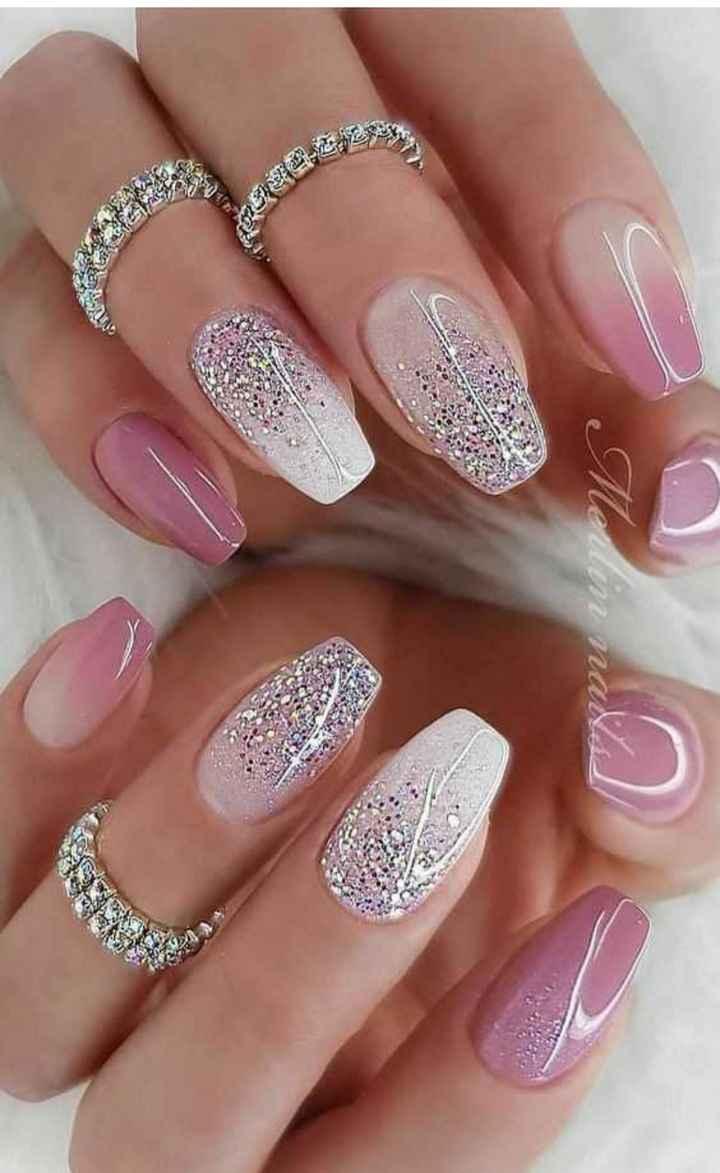 nail 💅 art 🎨 - Mettlen na - ShareChat