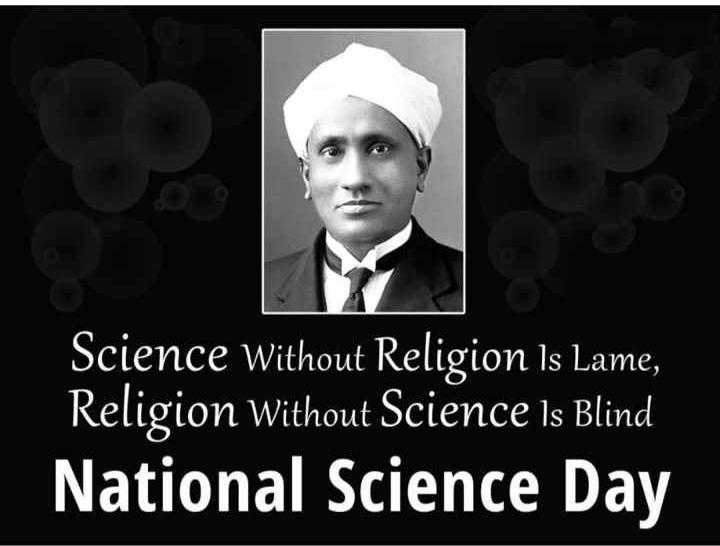 National Science day - Science Without Religion Is Lame , Religion Without Science Is Blind National Science Day - ShareChat