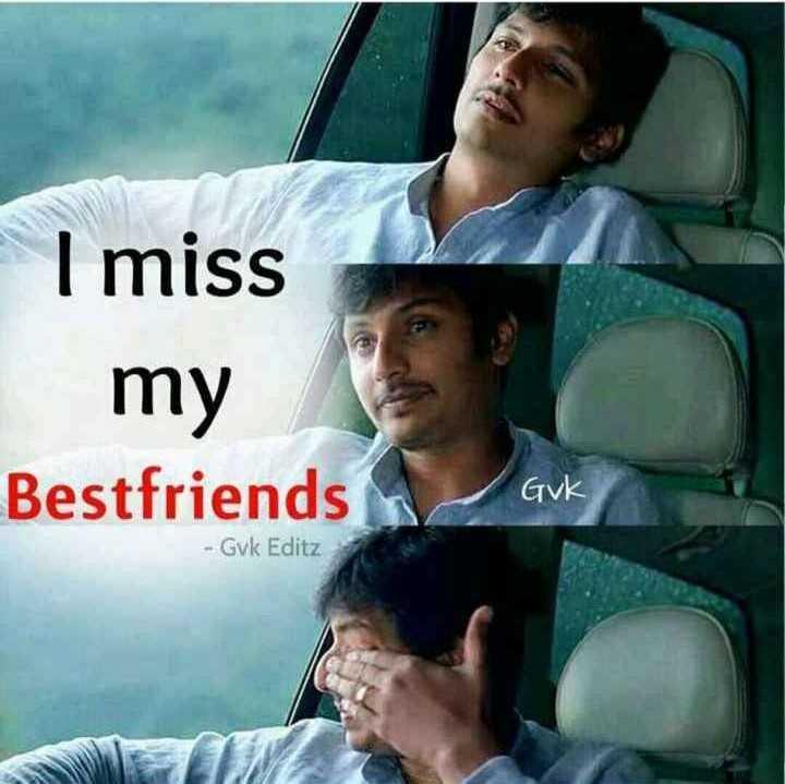 natpu dhaan ellaame😁 - I miss my Bestfriends Gvk - Gvk Editz - ShareChat