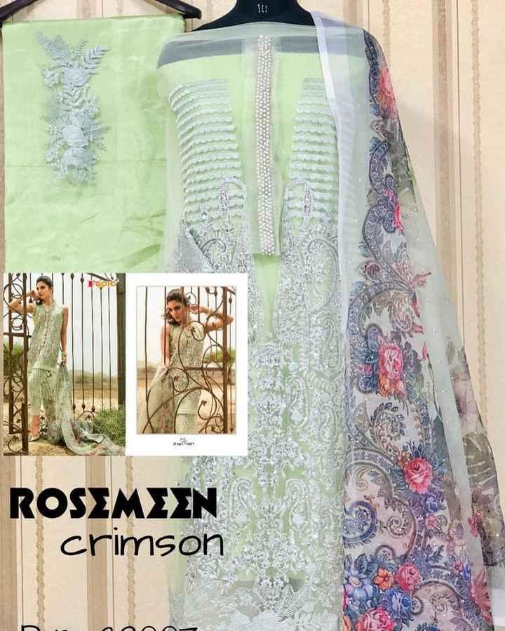 new design dress - 14 : ΝΟ num ROSΣΜΣΣΝ crimson - ShareChat