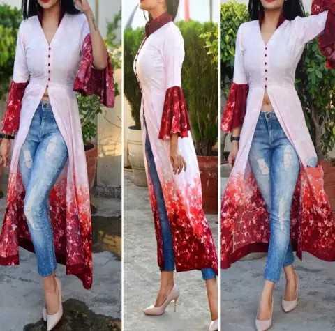 new design dress - ShareChat