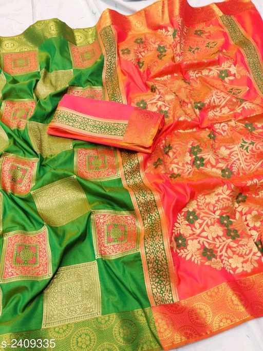 😉new sarees - S - 2409335 - ShareChat