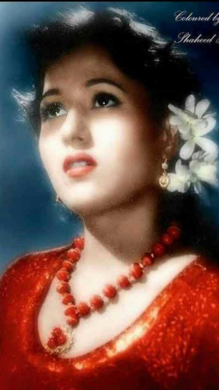 nice👌 - Coloured to Shaheeda - ShareChat