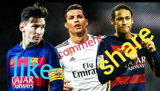 😍 njr vs lm10 vs cr7 - comment Tike AAR AIRWAY Emirates QATAR Emilia shals AIRWAYS - ShareChat
