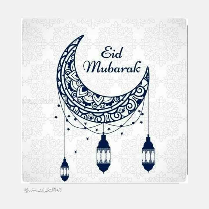 nyc one 👌 - Eid Mubarak a @ love _ aj _ kal141 - ShareChat
