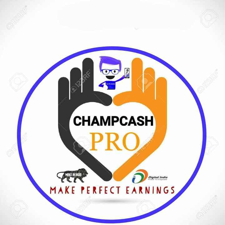 online job - Edec , CHAMPCASH PRO MAKE IN INDIA Digital India Power To Empower Digital Indic MAKE PERFECT EARNINGS @ 123RF - ShareChat