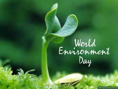 parisara premi - World Environment Day - ShareChat