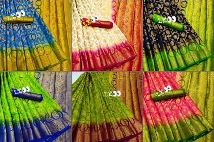 pattu sarees - OOK - ShareChat