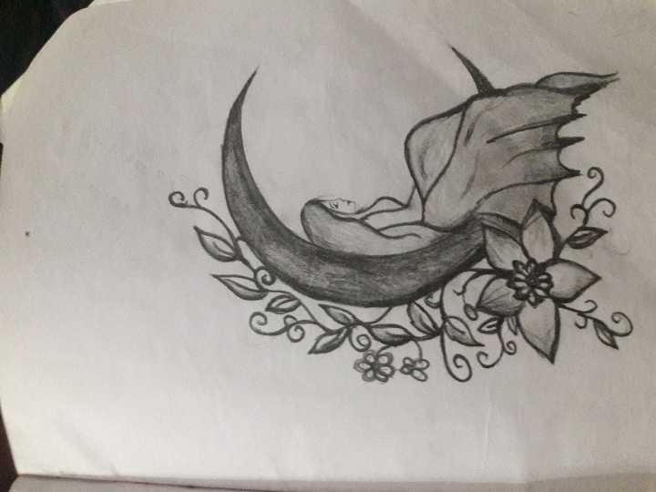 #pencil drawing - ShareChat
