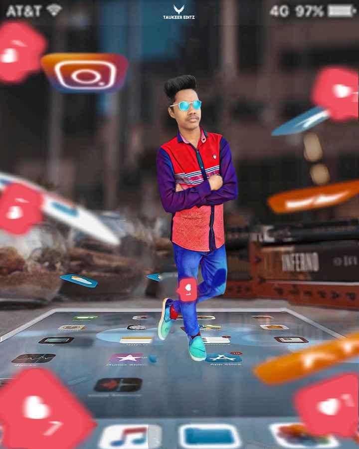 phone cover⚛️ - AT & T 40 97 % TAUKEER EDITZ O - ShareChat