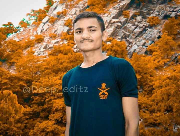 photo editing - al ep editz INDIAN ARMY - ShareChat