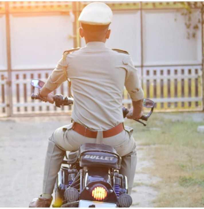 #police - BULLET - ShareChat