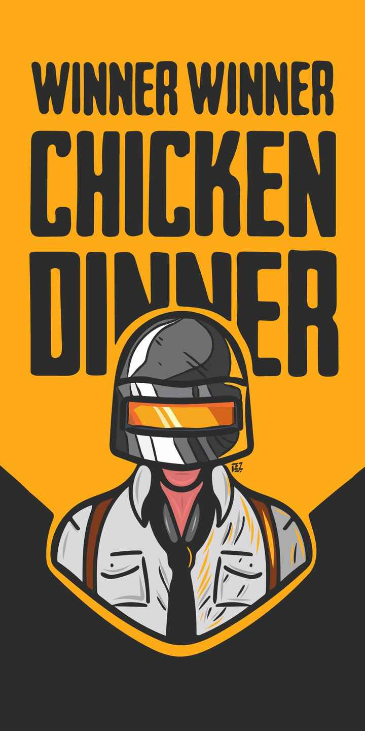 pubg - WINNER WINNER CHICKEN NINNER - ShareChat