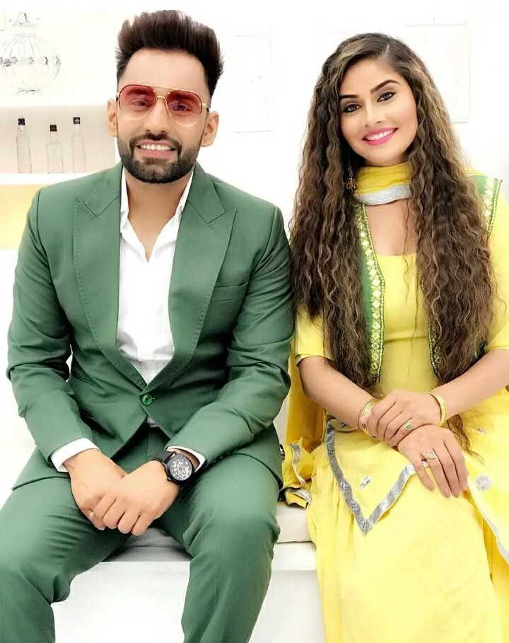 punjabi couple 💞💞💞💞 - ShareChat