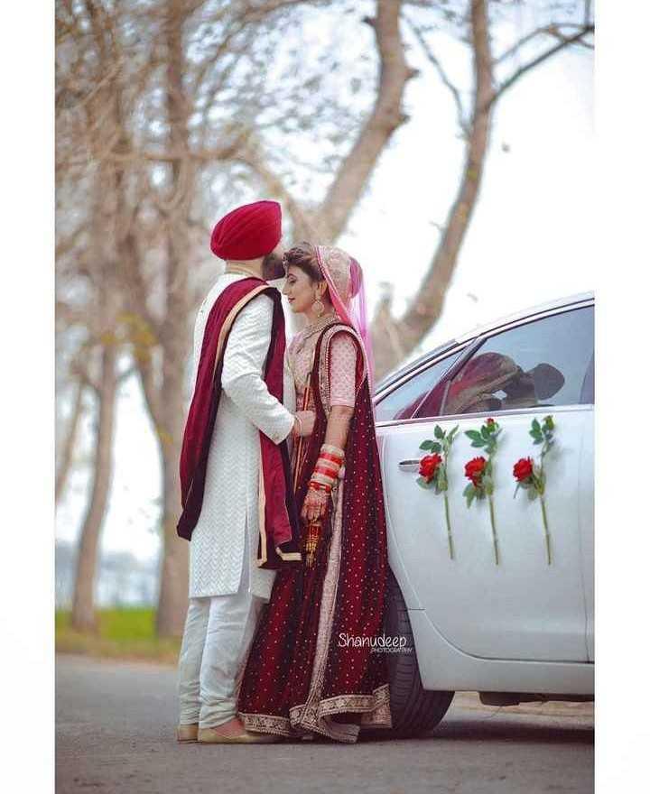punjabi couples - Shanudeep - ShareChat