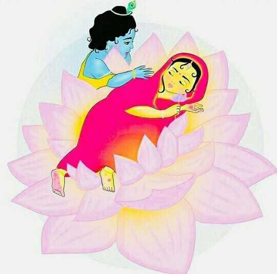 radhe karishna - ShareChat