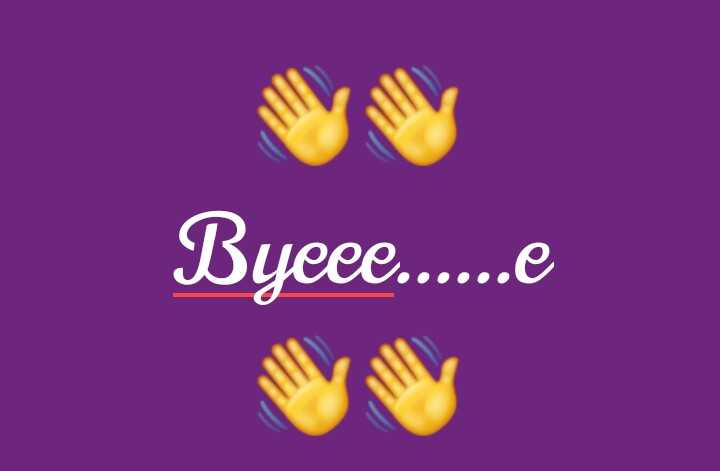 😐sad 😐 - Byeee . . . . e - ShareChat