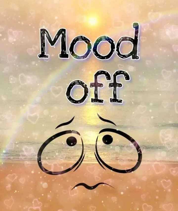 sad sad😔😔 - - Mood off - ShareChat
