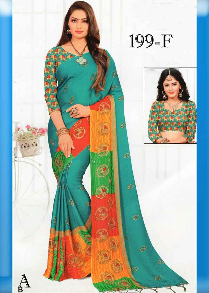 sarees - 199 - F MA - ShareChat