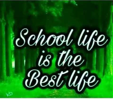 school life - School life is the Best life - ShareChat